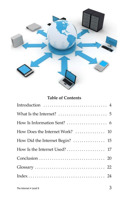 Book Preview For The Internet Page 3