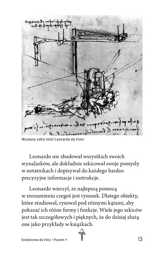 Book Preview For The Legacy of da Vinci Page 13