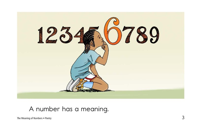 Book Preview For The Meaning of Numbers Page 3