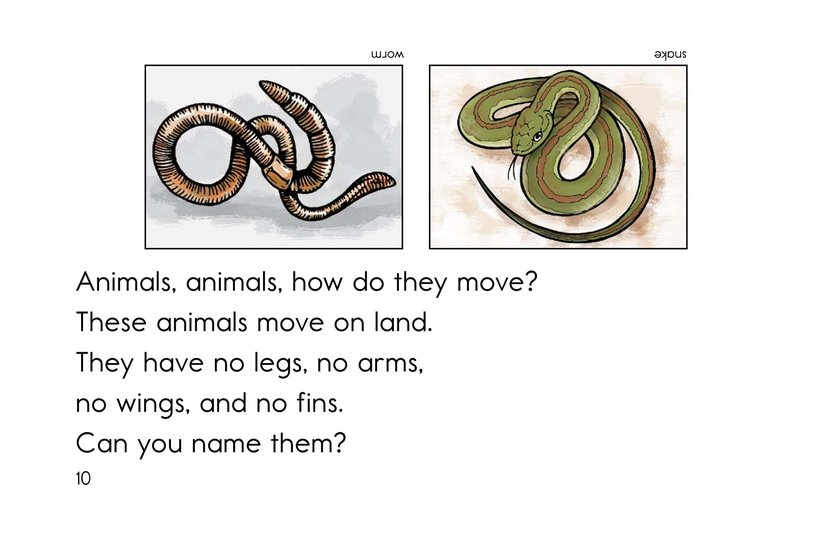 Book Preview For How Do They Move? Page 10
