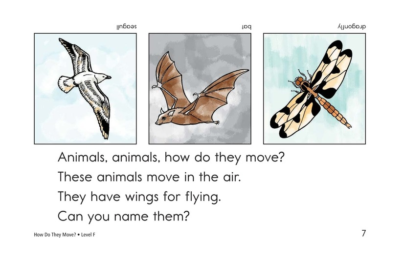 Book Preview For How Do They Move? Page 7