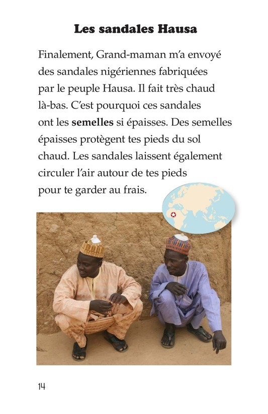 Book Preview For Shoes Around the World Page 14