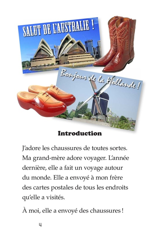 Book Preview For Shoes Around the World Page 4
