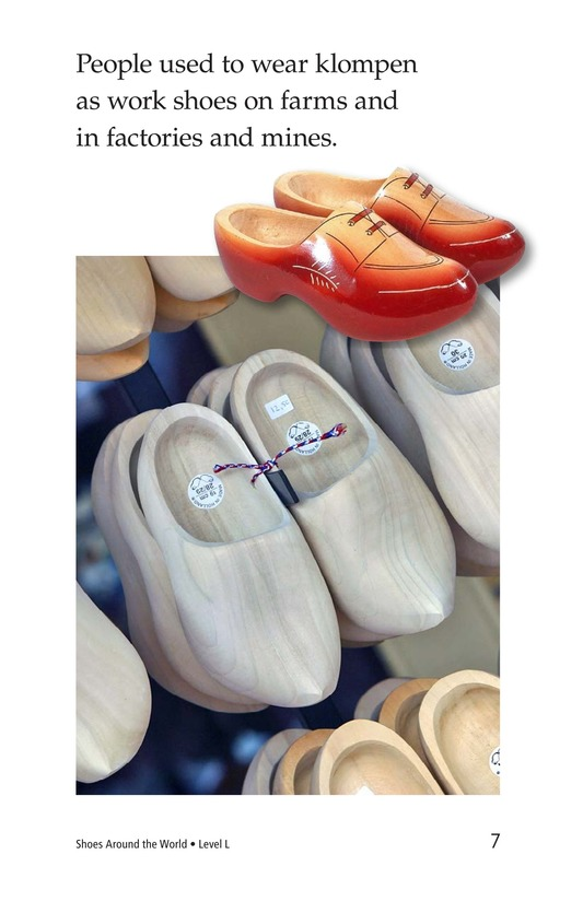 Book Preview For Shoes Around the World Page 7