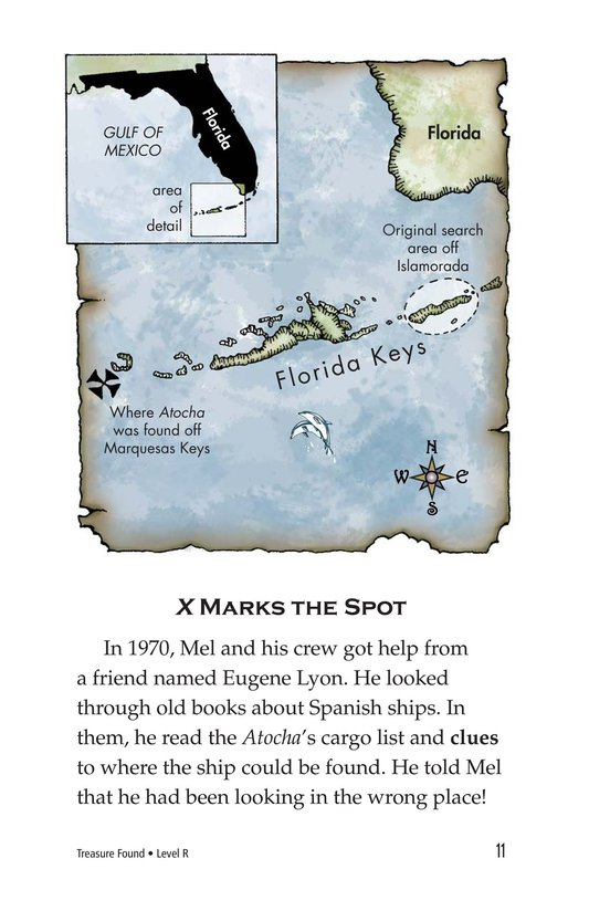 Book Preview For Treasure Found Page 11