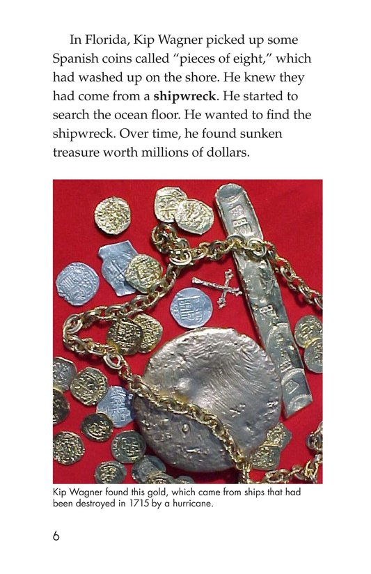 Book Preview For Treasure Found Page 6
