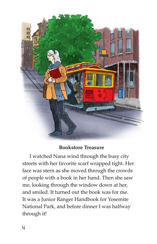 Book Preview For Yosemite and the Badge Page 4
