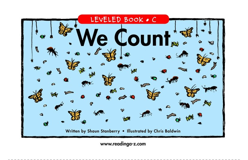 Book Preview For We Count Page 1