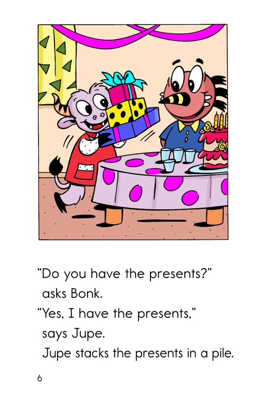 Book Preview For Happy Birthday, Snag! Page 6