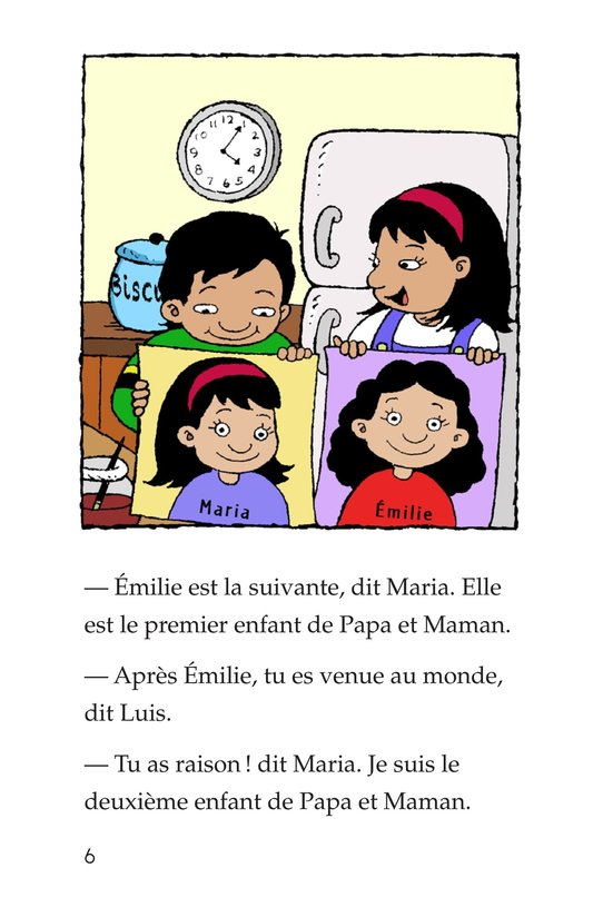 Book Preview For Maria's Family Celebration Page 6