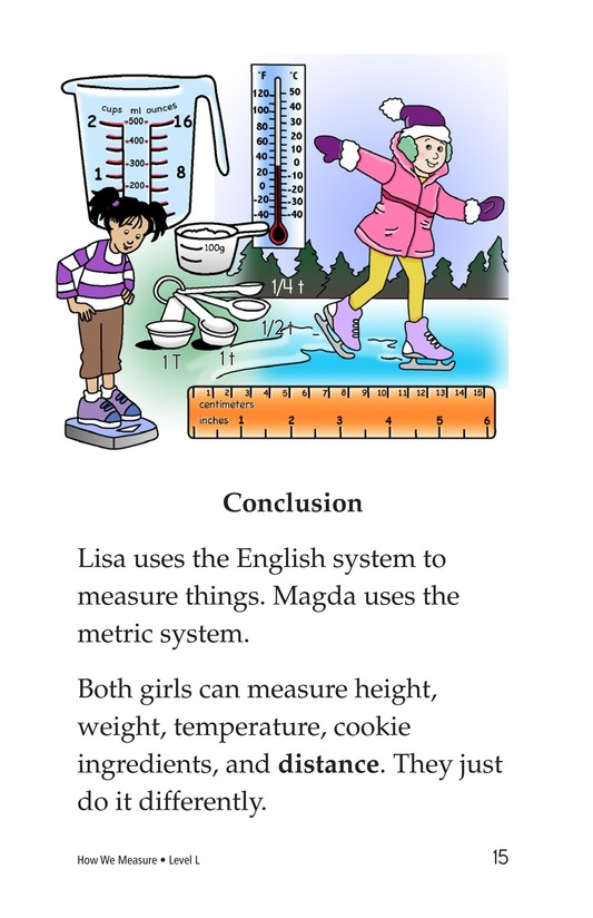 Book Preview For How We Measure Page 15