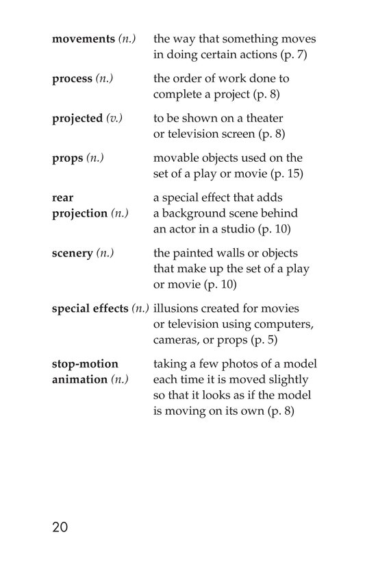 Book Preview For Special Effects Page 20