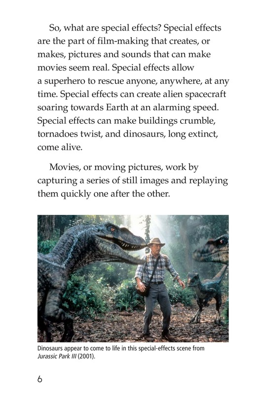 Book Preview For Special Effects Page 6