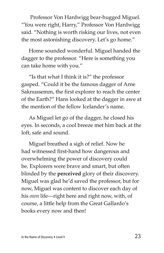 Book Preview For In the Name of Discovery Page 23