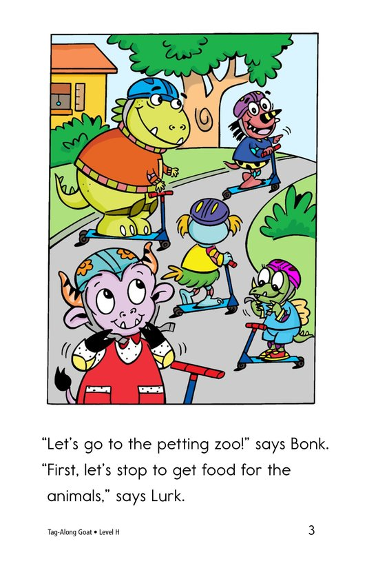 Book Preview For Tag-Along Goat Page 3