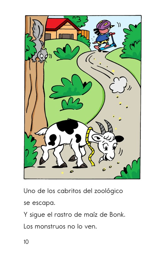 Book Preview For Tag-Along Goat Page 10