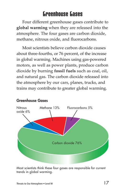 Book Preview For Threats to Our Atmosphere Page 17