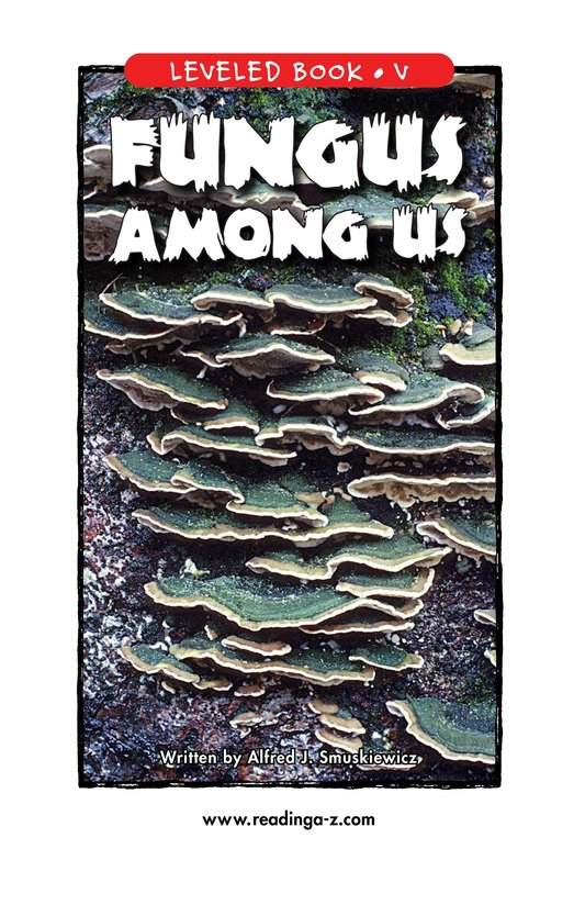Book Preview For Fungus Among Us Page 1