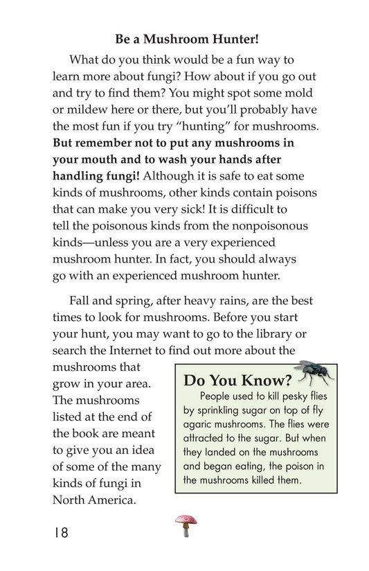 Book Preview For Fungus Among Us Page 18