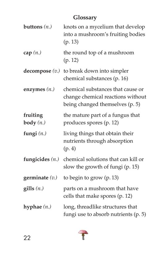 Book Preview For Fungus Among Us Page 22