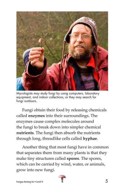 Book Preview For Fungus Among Us Page 5