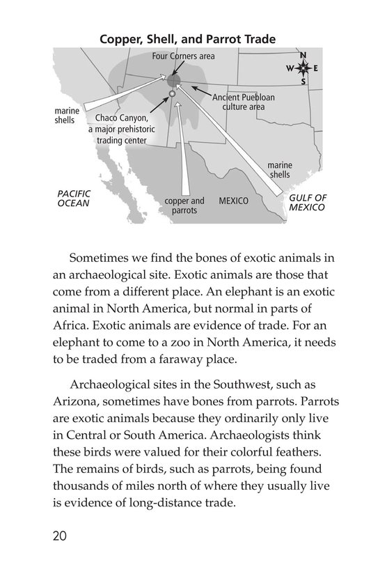 Book Preview For Prehistoric Trade Page 20