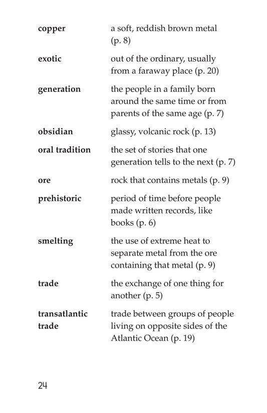 Book Preview For Prehistoric Trade Page 24
