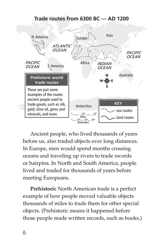 Book Preview For Prehistoric Trade Page 6