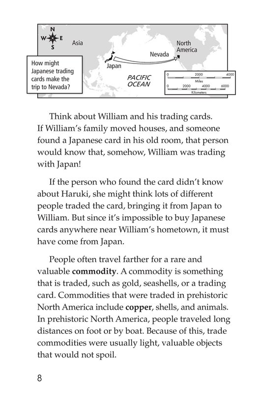 Book Preview For Prehistoric Trade Page 8
