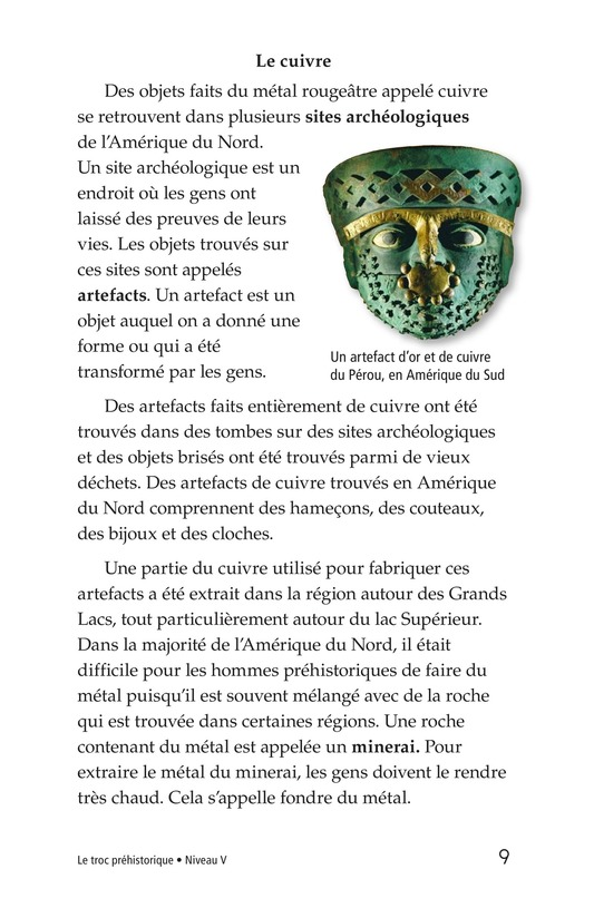 Book Preview For Prehistoric Trade Page 9