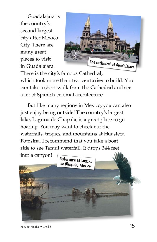 Book Preview For M Is for Mexico Page 15