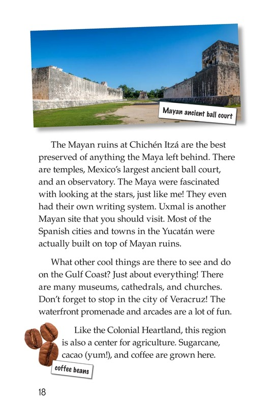 Book Preview For M Is for Mexico Page 18