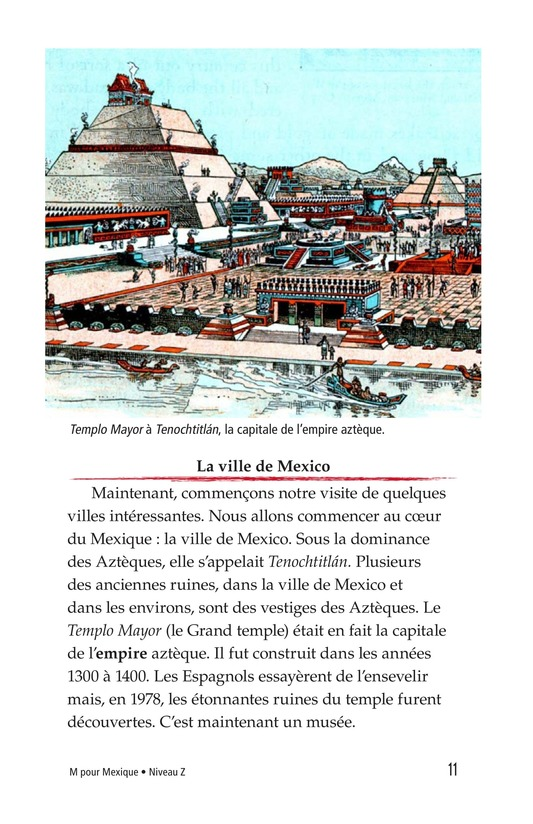 Book Preview For M Is for Mexico Page 11