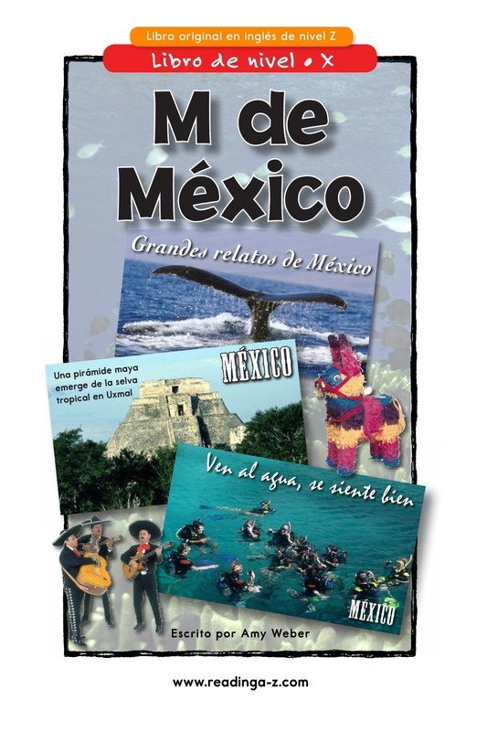 Book Preview For M Is for Mexico Page 1