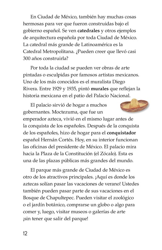 Book Preview For M Is for Mexico Page 12