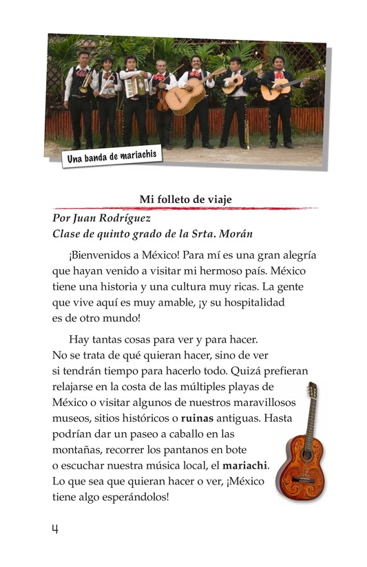 Book Preview For M Is for Mexico Page 4