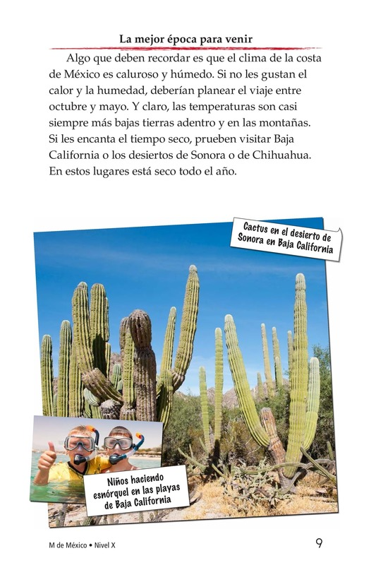 Book Preview For M Is for Mexico Page 9