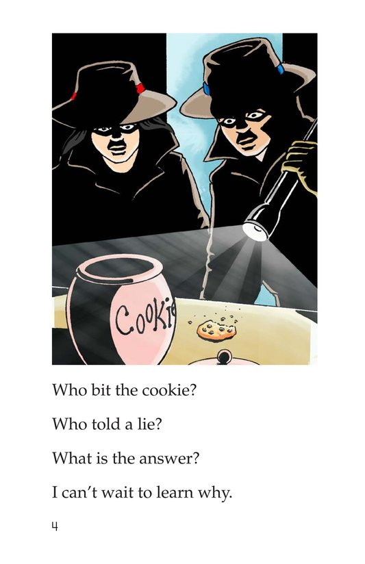 Book Preview For Reading Mysteries Page 4