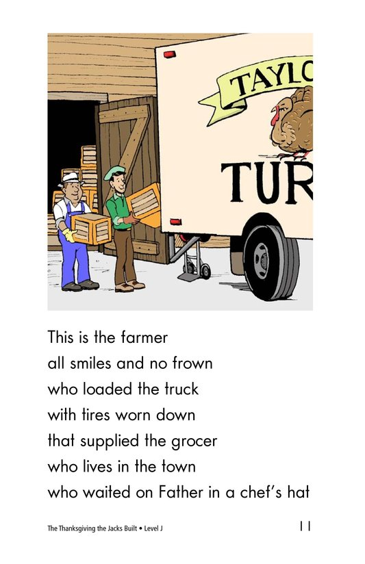 Book Preview For The Thanksgiving the Jacks Built Page 11