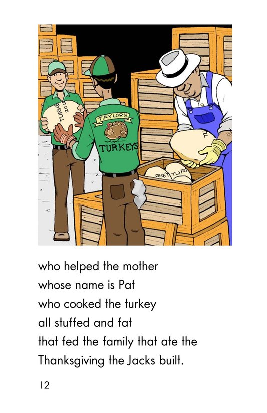 Book Preview For The Thanksgiving the Jacks Built Page 12