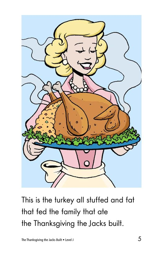 Book Preview For The Thanksgiving the Jacks Built Page 5