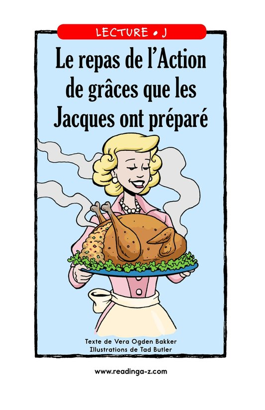 Book Preview For The Thanksgiving the Jacks Built Page 1