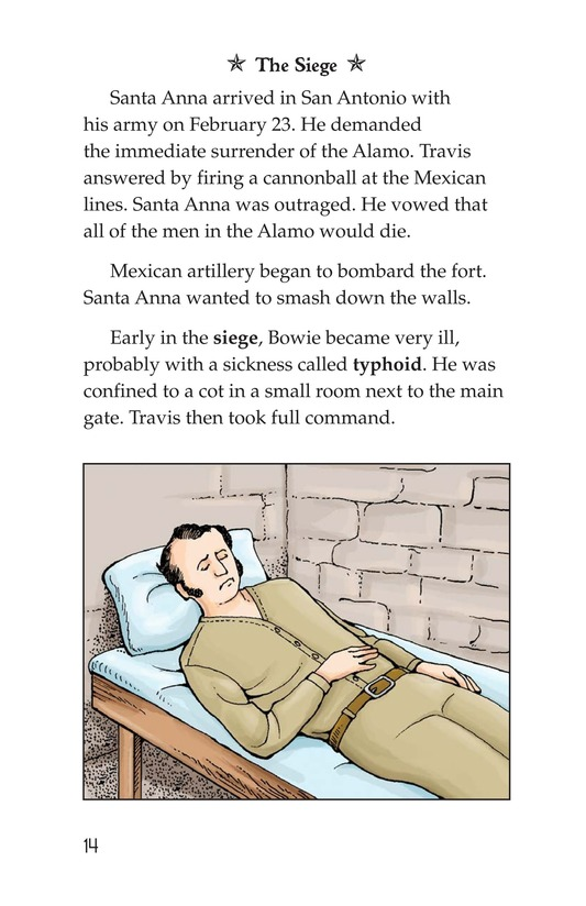 Book Preview For The Battle of the Alamo Page 14