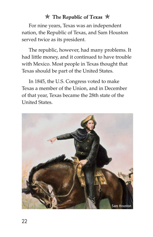 Book Preview For The Battle of the Alamo Page 22