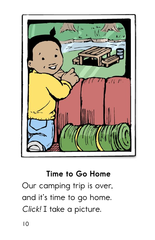 Book Preview For Our Camping Trip Page 10