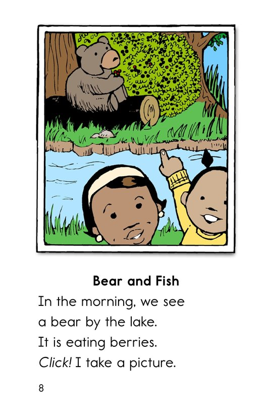 Book Preview For Our Camping Trip Page 8