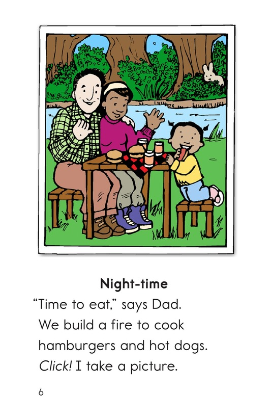 Book Preview For Our Camping Trip Page 6