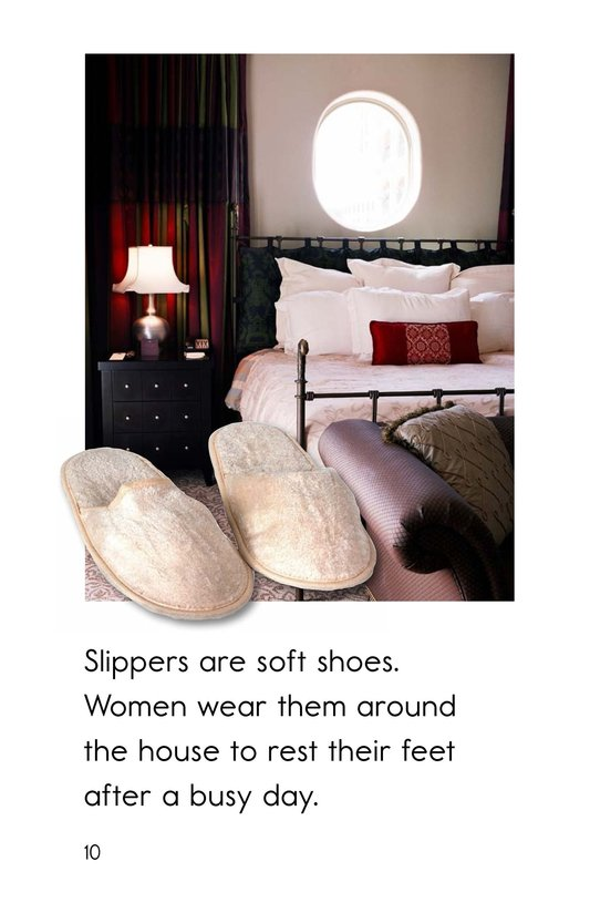 Book Preview For Shoes Women Wear Page 10