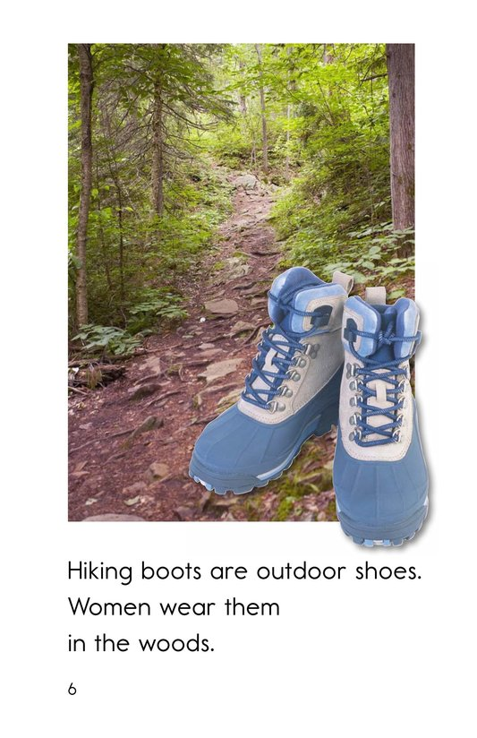 Book Preview For Shoes Women Wear Page 6