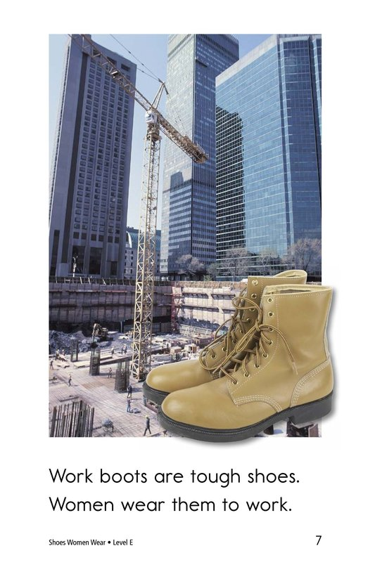 Book Preview For Shoes Women Wear Page 7